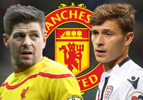 The €50m 'Sardinian Steven Gerrard' being scouted by Man Utd