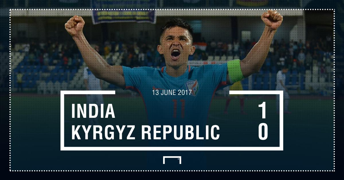 India Kyrgyz Republic PS