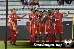 Selangor Malaysia Super League 08042017