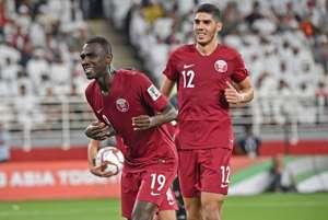 الإمارات - قطر - المعز علي