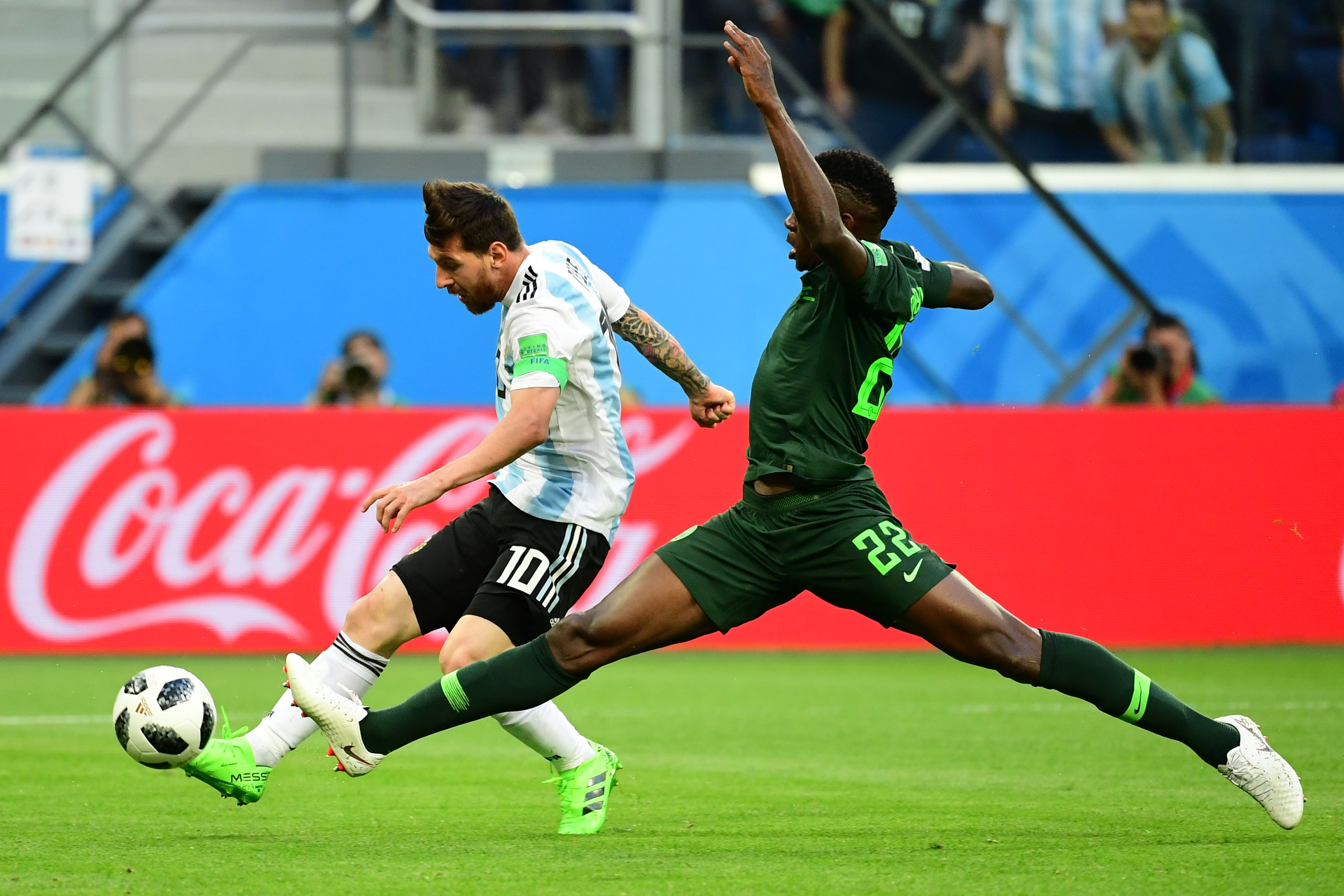 Image result for messi goal nigeria 2018 World Cup
