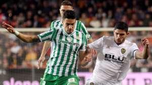 Marc Bartra Goncalo Guedes Valencia Betis Copa del Rey 28022019