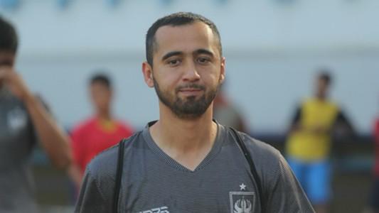 Akhlidin Israilov PSIS Semarang