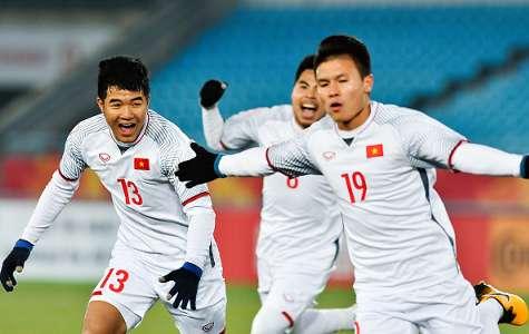 U23 Việt Nam vs U23 Qatar, Quang Hải
