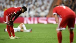 David Alaba Real Madrid FC Bayern