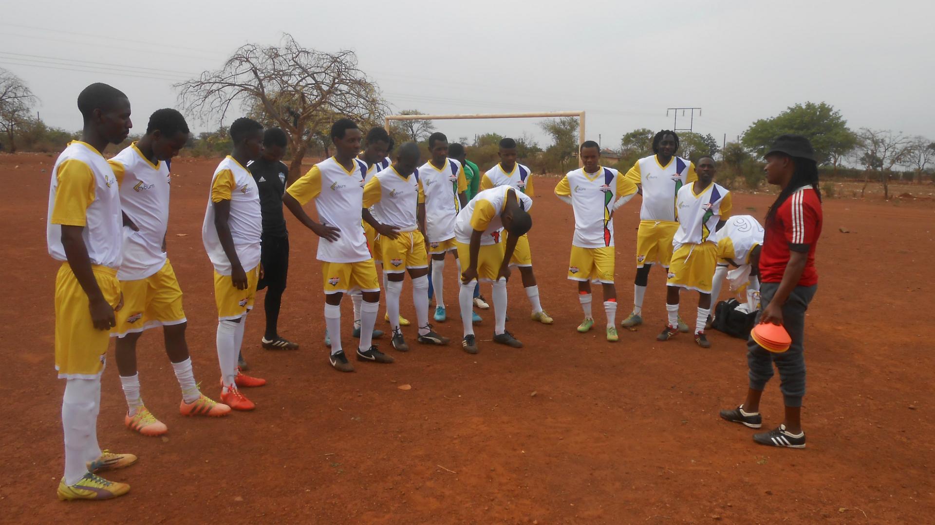 Matabeleland training 2
