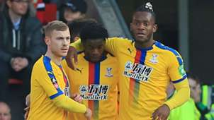 Jeffrey Schlupp Crystal Palace Doncaster Rovers FA Cup 2019