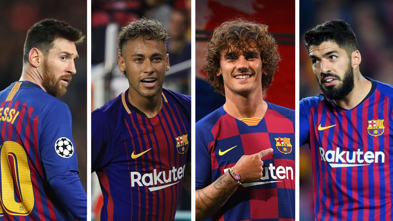 Fantastic Four? Neymar the €222m villain Barcelona should avoid at all costs
