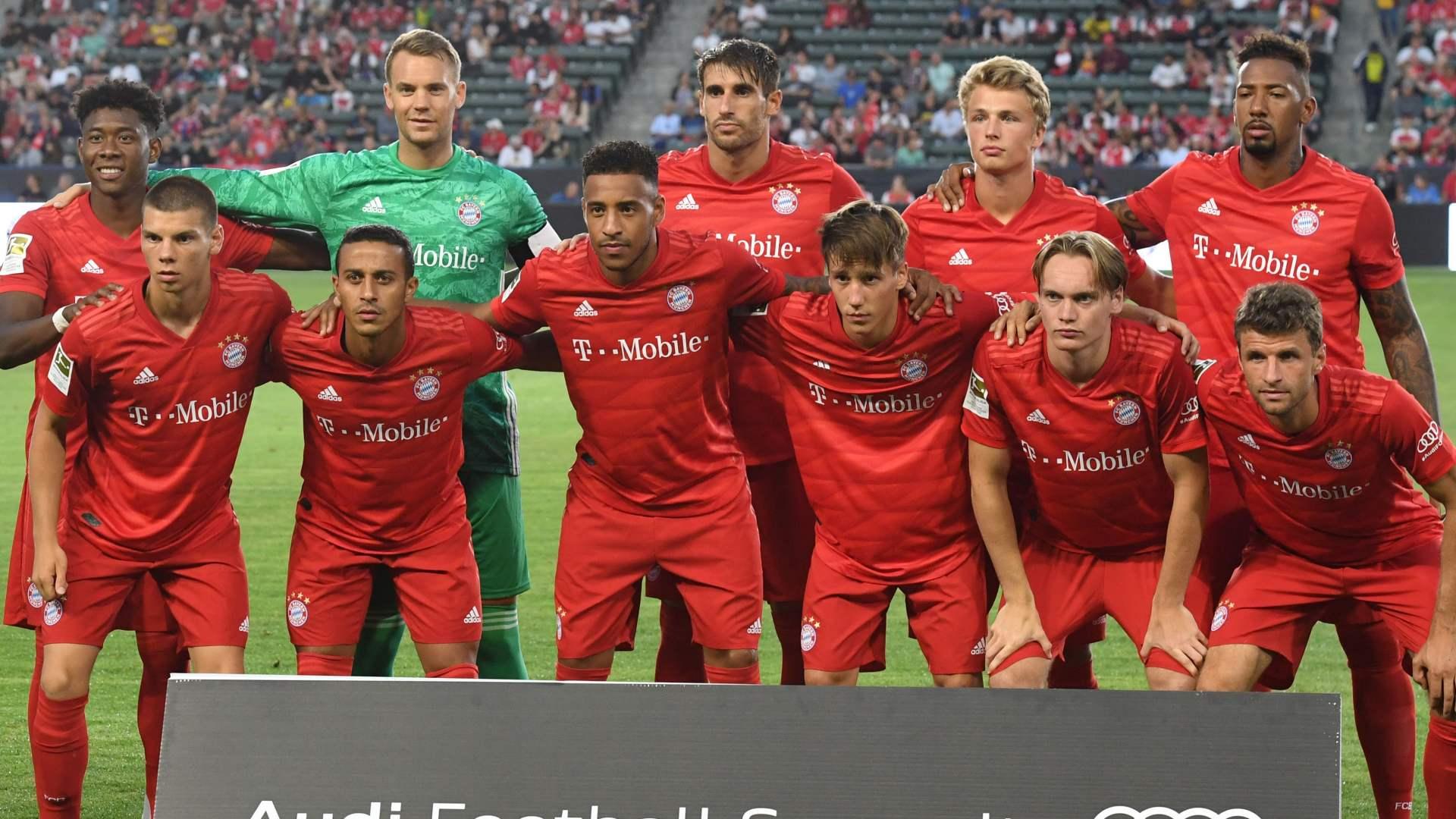 Bayern Munchen ICC2019