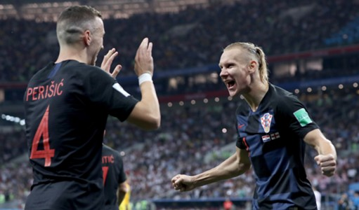 Ivan Perisic; Croatia