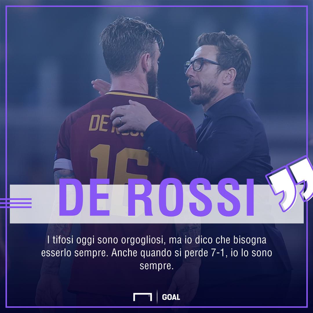 De Rossi: