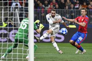 DANI CARVAJAL CSKA MOSCU REAL MADRID CHAMPIONS LEAGUE