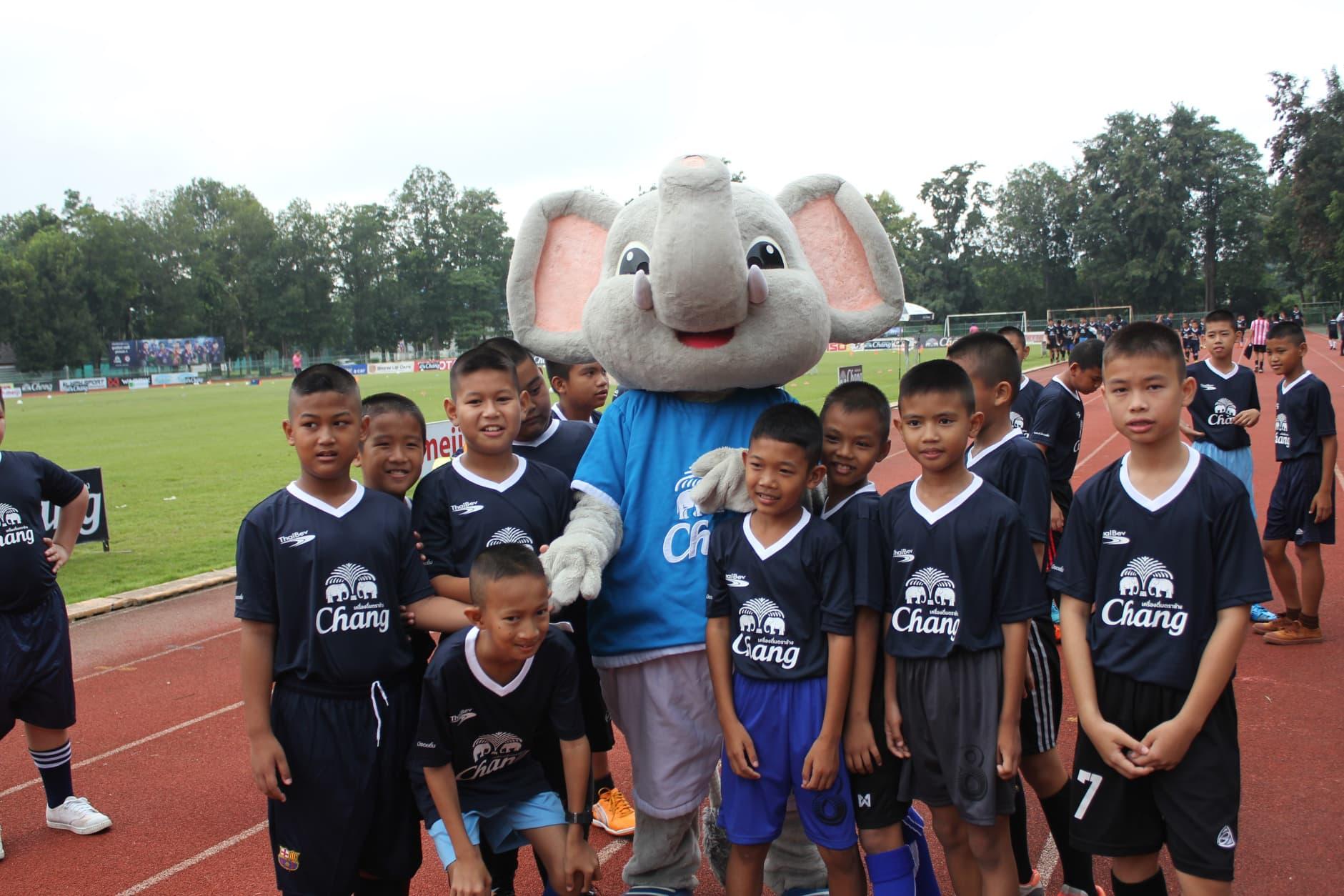 ช้าง โมบาย ฟุตบอล ยูนิต ปีที่ 7
