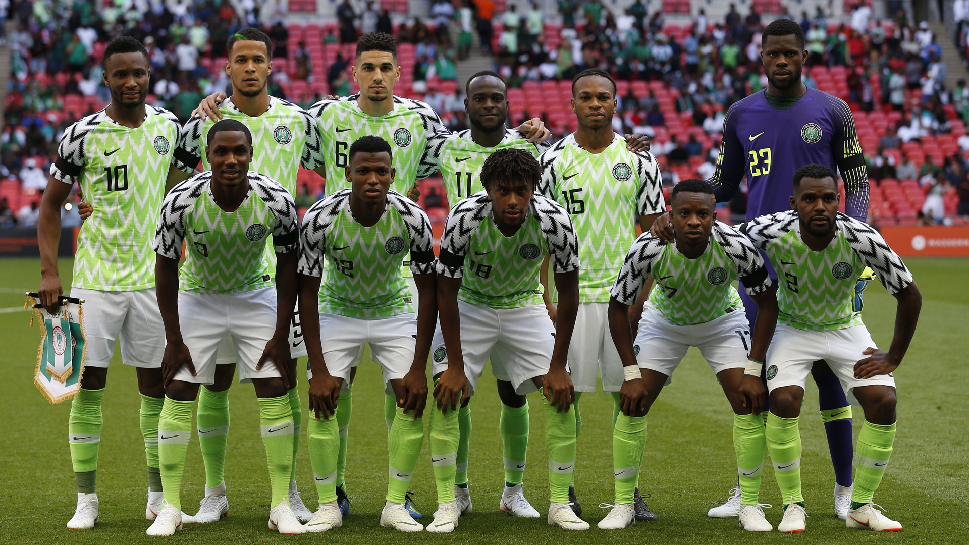 Nigeria Team WM 02062018