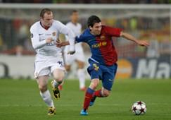 Messi Rooney