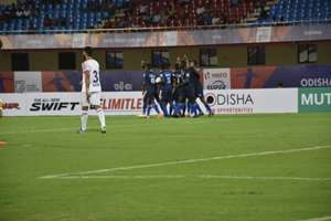 Churchill Brothers vs Delhi Dynamos
