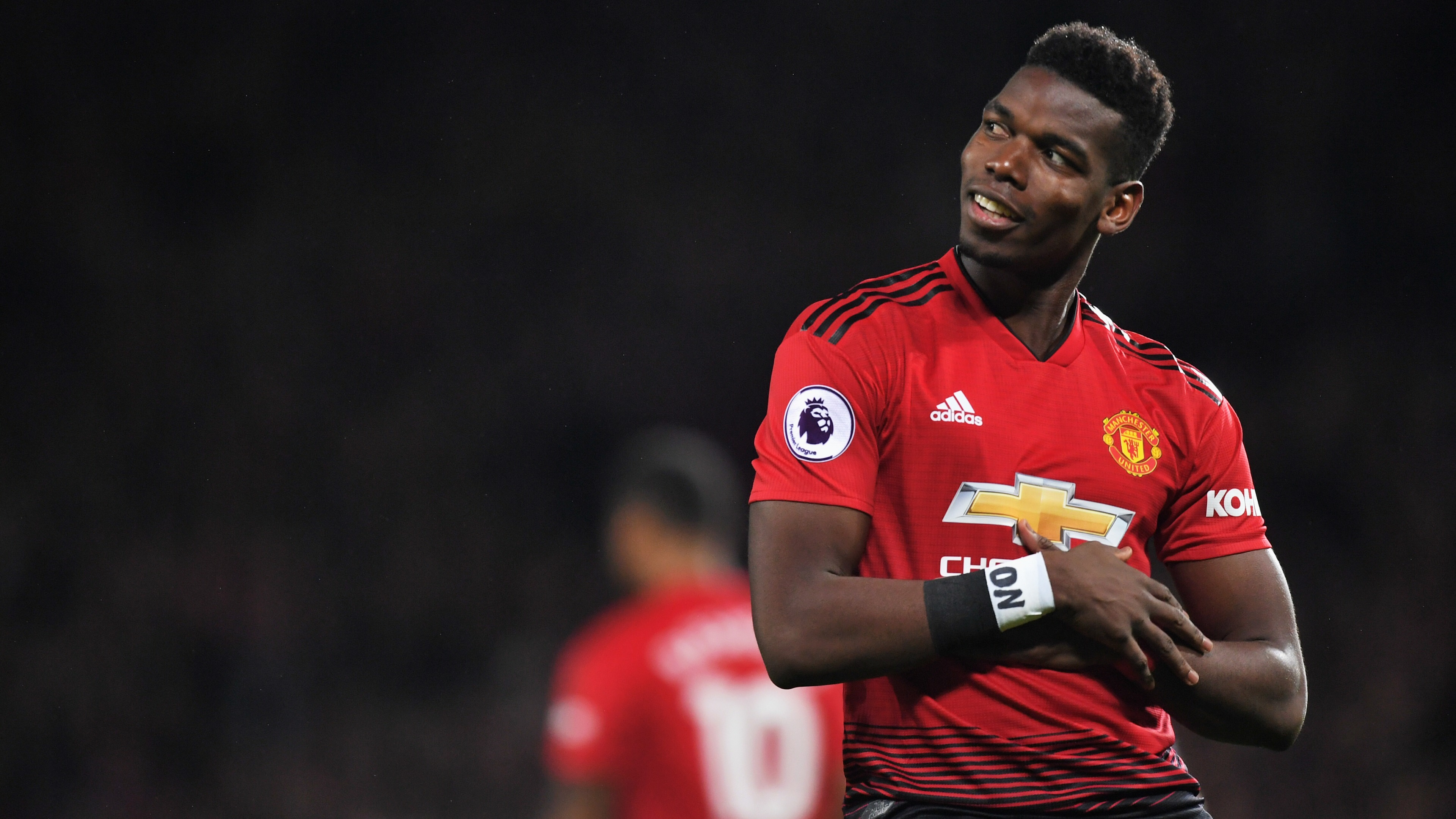 the best attitude 0a9df 17244 Paul Pogba transfer news: Manchester United star posts 88 ...