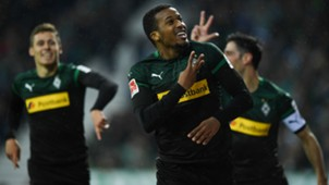 Alassane Plea Borussia Monchengladbach 11102018