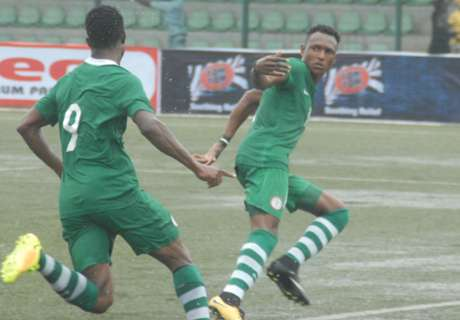 Nigeria qualify for U-20 Cup of Nations in style