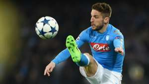 Dries Mertens Napoli Real Madrid