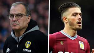 Marcelo Bielsa Leeds Jack Grealish Aston Villa