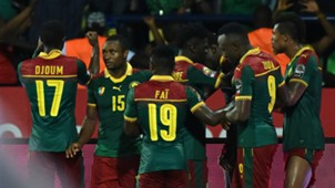 Camerun Ghana Africa Cup of Nations