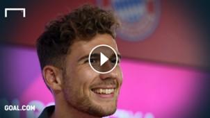 GFX FC Bayern München Leon Goretzka 02082018