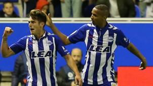 Ibai Gomez Deyverson Alaves Villarreal La Liga