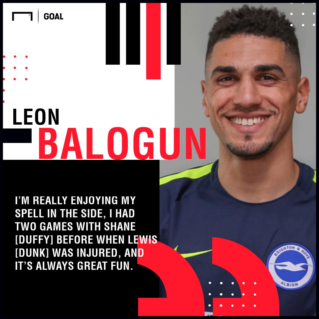 Leon Balogun ps