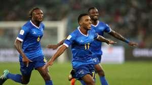 Cape Verde celebrates South Africa