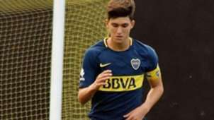 Leonardo Balerdi Boca mayo 2018