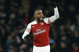 Alexandre Lacazette Arsenal 19012019