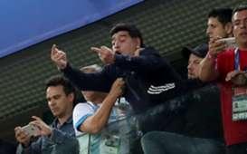 Diego Maradona Argentinien 7