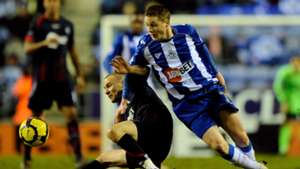 James McCarthy Wigan 2010