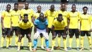 Tusker squad