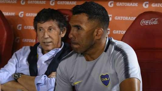 Carlos Tevez Boca Juniors Copa Libertadores final 24112018