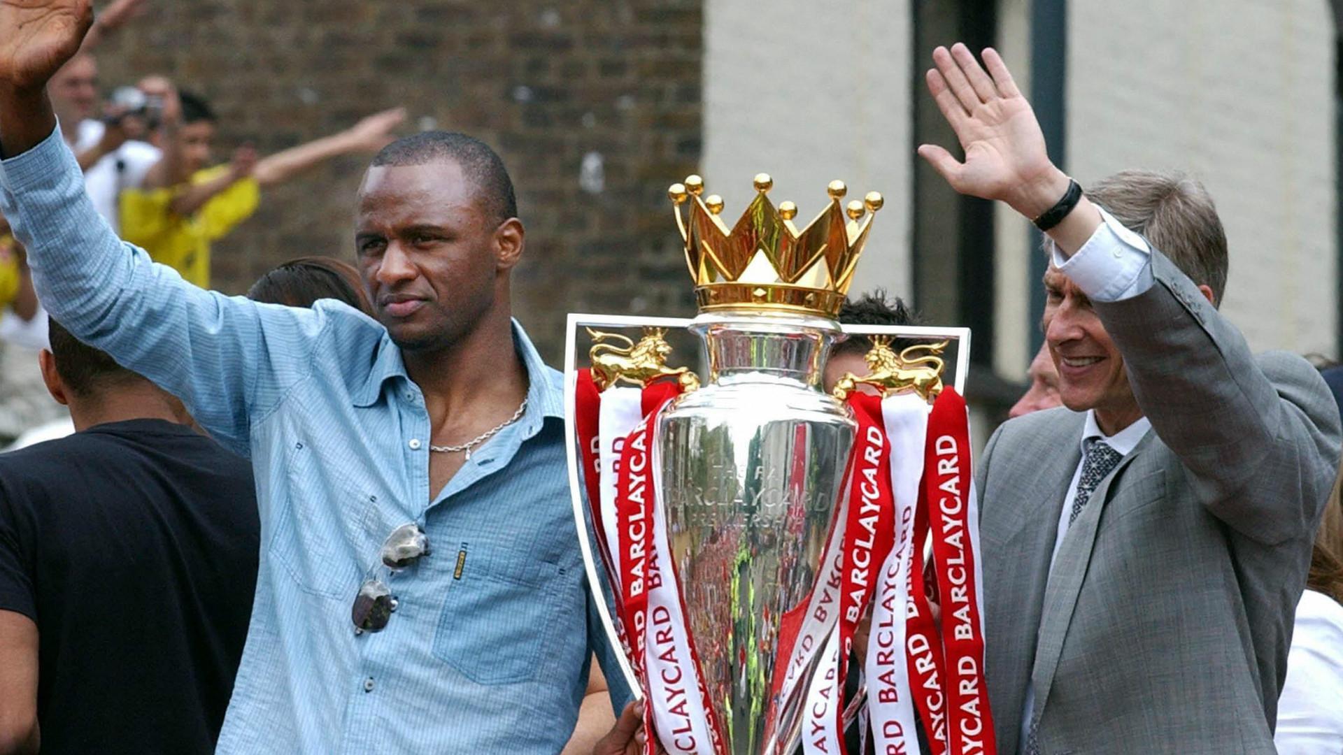 Patrick Vieira Arsenal 2004