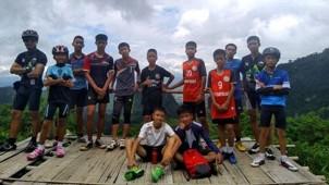 Thailand _ Tham Luang _ team