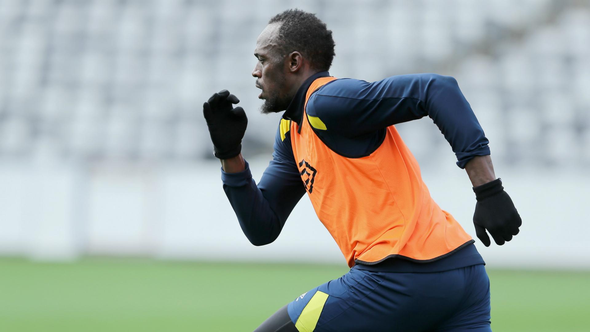 Usain Bolt Mariners