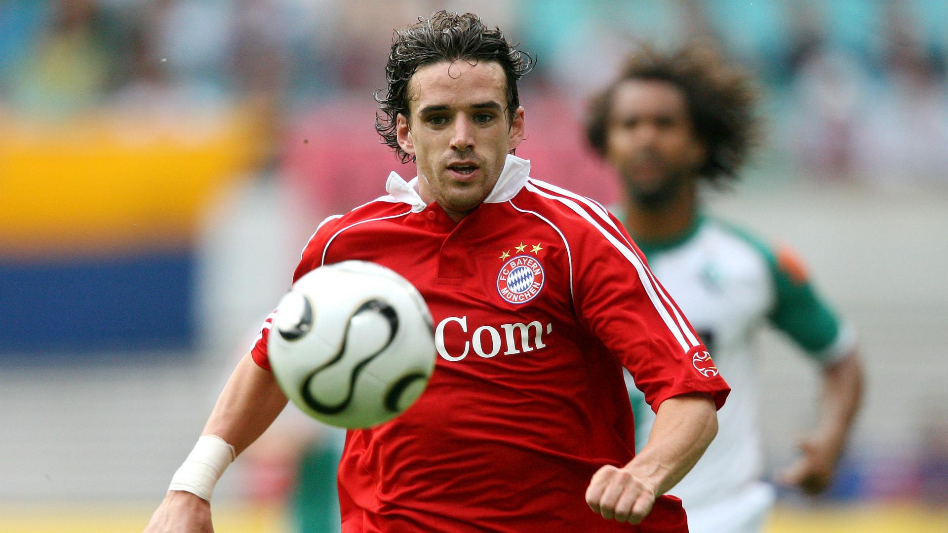 Owen Hargreaves Bayern München 2006