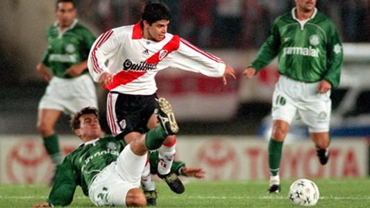 Javier Saviola River Palmeiras Copa Libertadores 1999