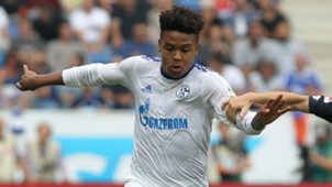 Weston McKennie FC Schalke 04 23092017