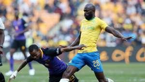 Joseph Molangoane, Kaizer Chiefs & Anthony Laffor, Mamelodi Sundowns, July 2018