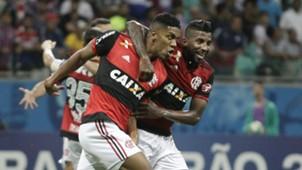 Orlando Berrio Rodinei Bahia Flamengo Brasileirao Serie A 25062017