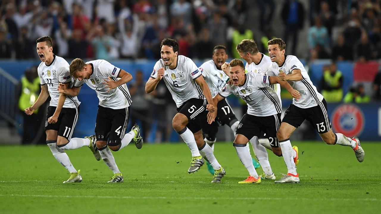 Germany Deutschland Italien Italy UEFA EURO 02072016