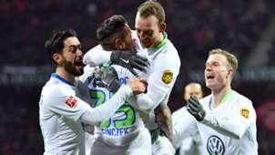 Daniel Ginczek VfL Wolfsburg Nürnberg 14122018