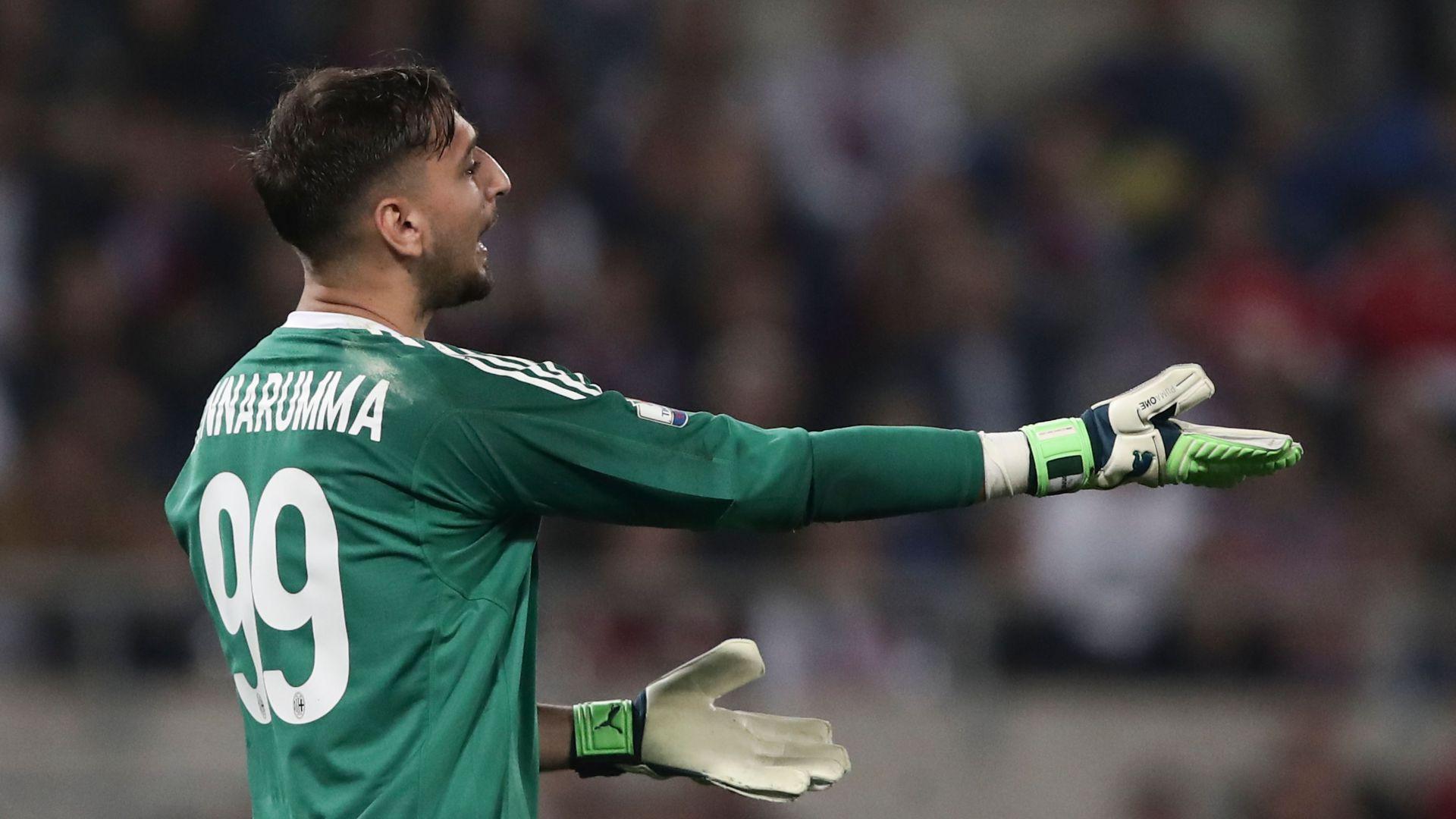 Maillot Domicile AC Milan GIANLUIGI DONNARUMMA