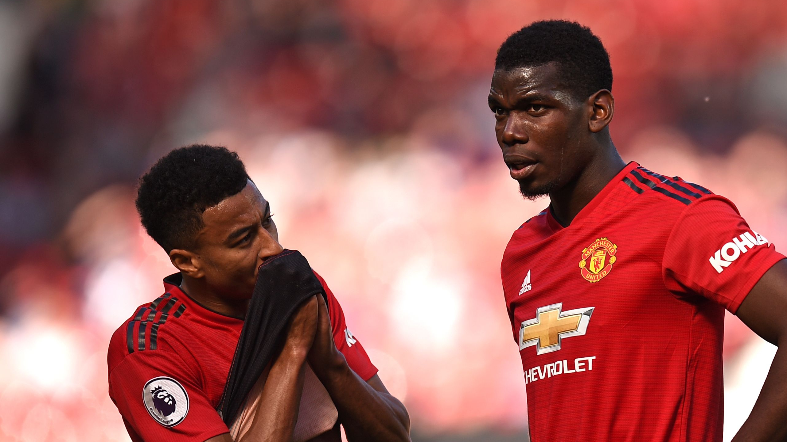 Agent seeks quick fix for 'respectful' Pogba