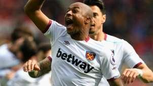 Andre Ayew West Ham Premier League