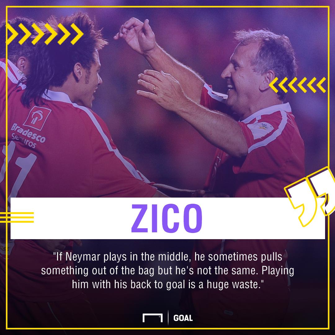 Zico Neymar PS